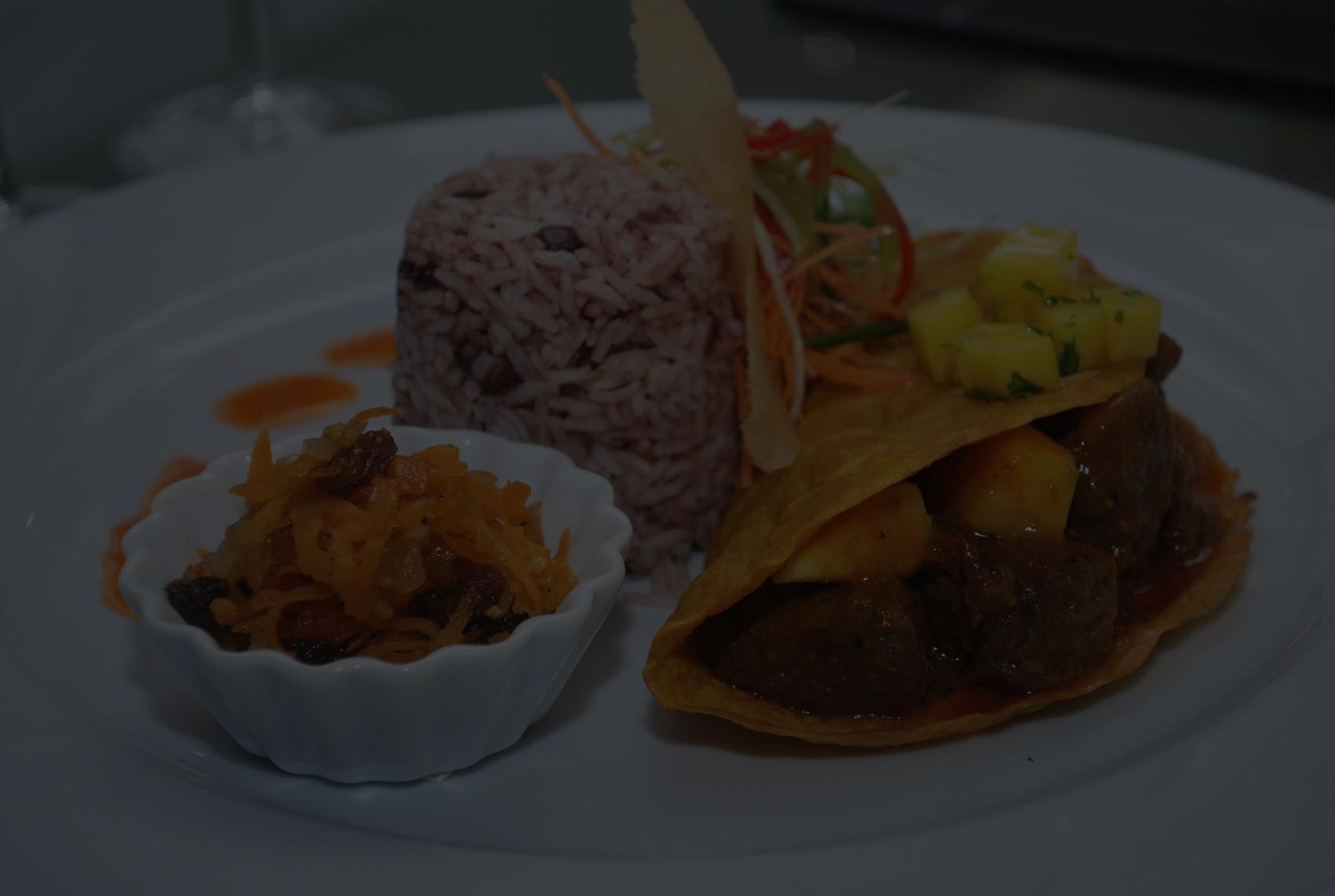 Caribbean Catering: Deep Experience Caribbean Restaurant
