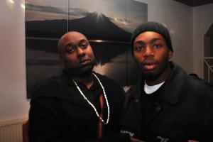 Leon Security Tyson And Daniel @ The Deep Caribbean Restaurant